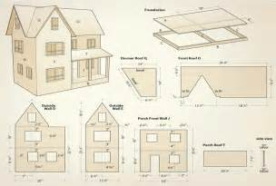 Doll House Blueprints Ideas by 17 Best 1000 Ideas About Doll House Plans On Diy