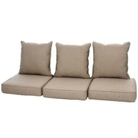 settee cushion pads outdoor cushions ebay