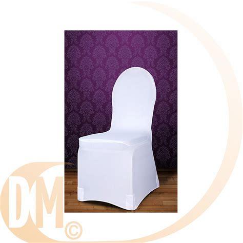 photo housse de chaise tissu mariage