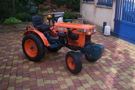 materiel cuisine lyon micro tracteur kubota b5100e micro tracteur matériel