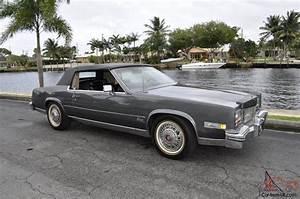 Cadillac Eldorado Cabriolet : cadillac eldorado hess and eisenhardt convertible ~ Medecine-chirurgie-esthetiques.com Avis de Voitures