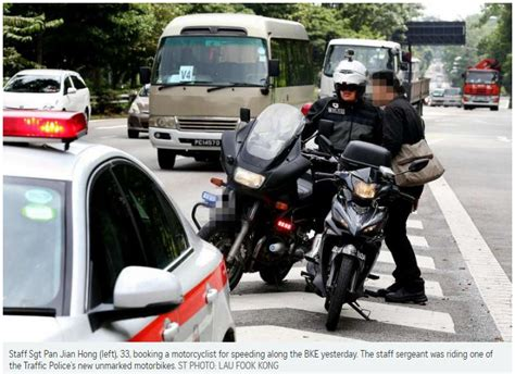 Bikers Beware Of Police's Elite 'men-in-black' Unit