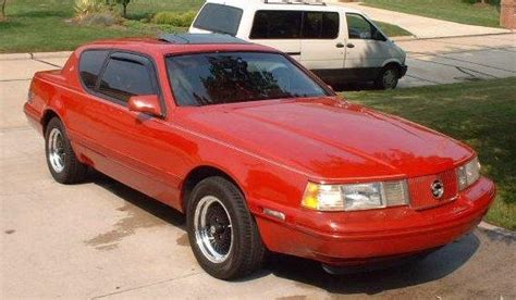 Cougarcragar 1988 Mercury Cougar Specs, Photos