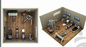 Fitnessstudio Zu Hause : home gym ideas bing images workout room in 2018 pinterest fitnessstudio zu hause ~ Indierocktalk.com Haus und Dekorationen