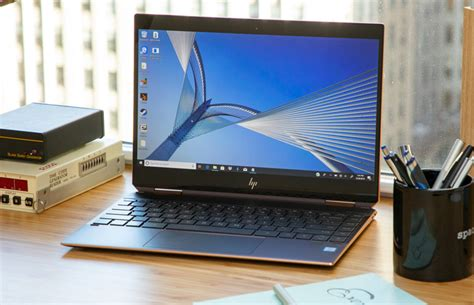 laptop test 2019 hp spectre x360 13 inch 2019 review and benchmarks