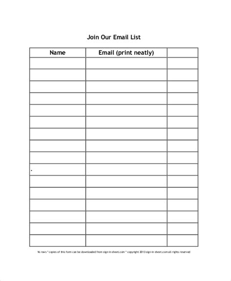 signup sheet  charlotte clergy coalition