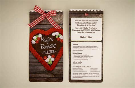 rustikale einladung zur  wedding party