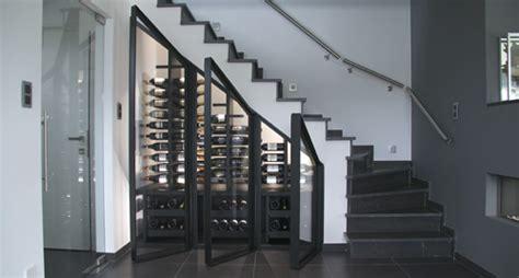 cave a vin escalier degr 233 12 une nouvelle vision de la cave 224 vin
