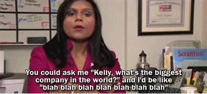 Kelly Kapoor Office Badass Quotes Birthday Buzzfeed