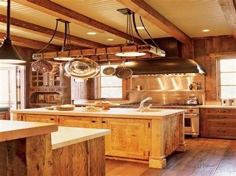 Rustic Italian Kitchen An Attractive Way To Welcome The