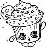 Cupcake Outline Drawing Paintingvalley Drawings Coloring sketch template
