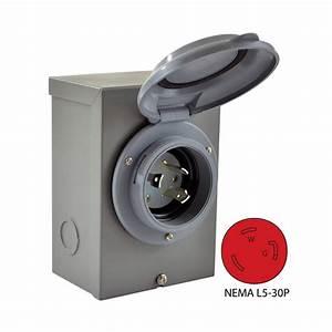 Conntek Diy Wiring Food Truck  Rv  Generator  Marine Nema L5