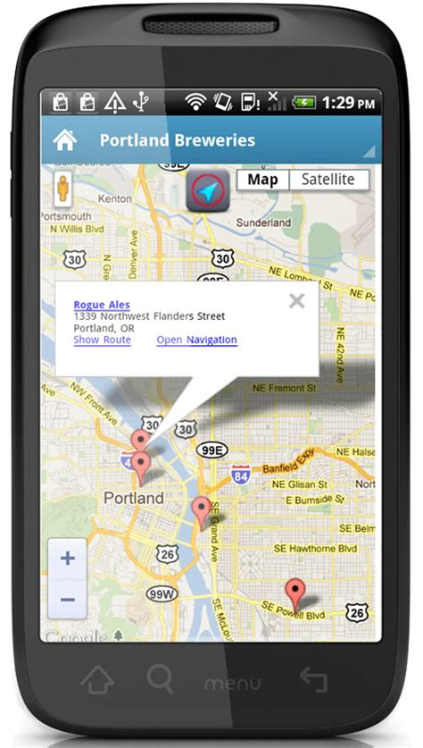 maps app for android 15 135 android apps created with new andromo app maker