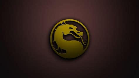 logo mortal kombat wallpapers pixelstalknet