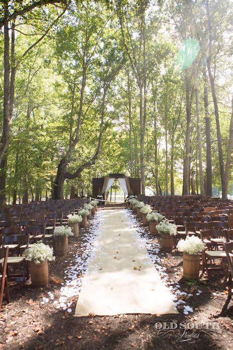 25 Best Ideas About Woods Wedding Ceremony On Pinterest