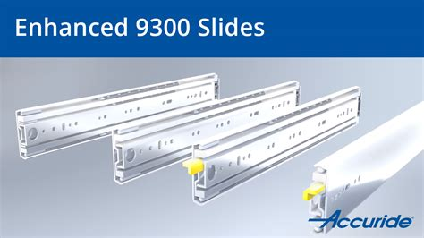 bottom mount drawer slides 9308 heavy duty slide lock in and lock out accuride