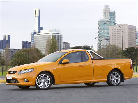 Ford Fg Falcon Ute Xr6 Picture 55478 Ford Photo