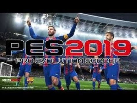 telecharger pes 2019 officiel android and ppsspp