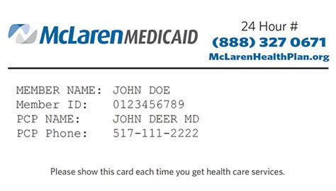 Mdhhs  Mclaren Health Plan Medicaid Pharmacy Information