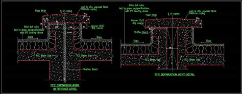 brick home floor plans expansion joint separation joint detail for terrace