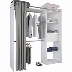 Le Roy Merlin Dressing : kit dressing blanc new star x x cm x p de la joue50 leroy merlin ~ Mglfilm.com Idées de Décoration