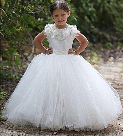 girls wedding dresses flower girls dresses