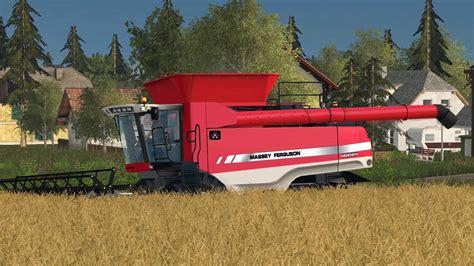 Massey Ferguson 9895 V11 Ls 2015  Farming Simulator 2015