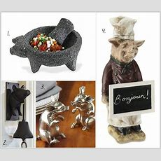 Pig Kitchen Accessories And Decor  Kitchen Designs, Ny