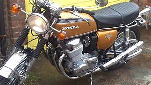 Honda Cb 750 Four : honda cb 750 k2 four 1975 youtube ~ Jslefanu.com Haus und Dekorationen