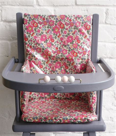 coussin chaise haute combelle coussin de chaise haute coussin chaise haute sur