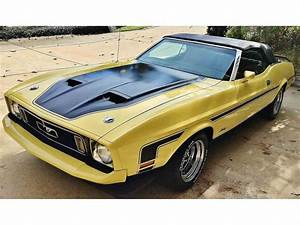1973 Ford Mustang for Sale   ClassicCars.com   CC-1044215