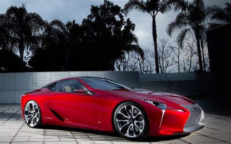 lexus sport coupe concept car  catalog
