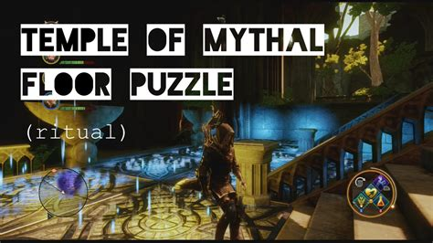 Kotor 1 Temple Floor Puzzle by Age Inquisition Solve Temple Of Mythal Floor