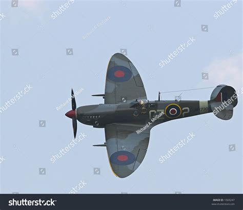 Color Dslr Picture Famous British Wwii Stock Photo 1569247