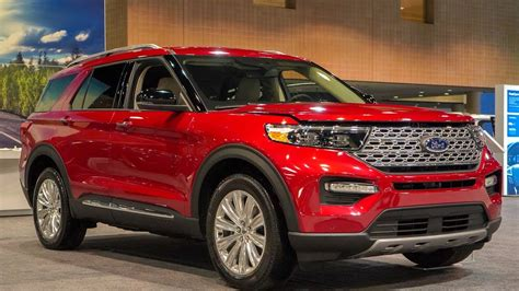2020 Ford Explorer Hybrid Walkaround
