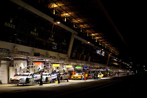 le bureau le mans aston martin team is ready for 2015 le mans race