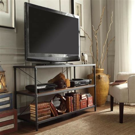 inspiration cuisine ouverte le meuble tv style industriel en 50 images archzine fr