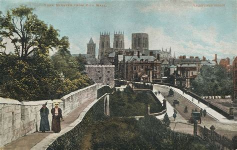 The Daily Postcard: York, England