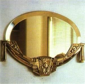 Spiegel Art Deco : art deco spiegel nr 481 ~ Whattoseeinmadrid.com Haus und Dekorationen