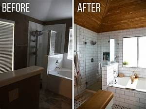 Our Bathrooms Before After Love Renovations