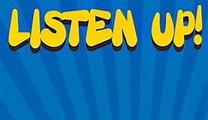 Listen Up! Lite AppiPhoneGlance