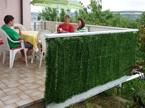 Sichtschutz Garten 100 Cm by Sichtschutz Balkon Terrasse Zaun Tanne Breit 300 X 100 Cm