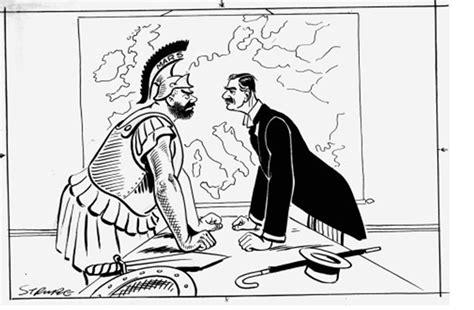Munich Agreement Cartoon