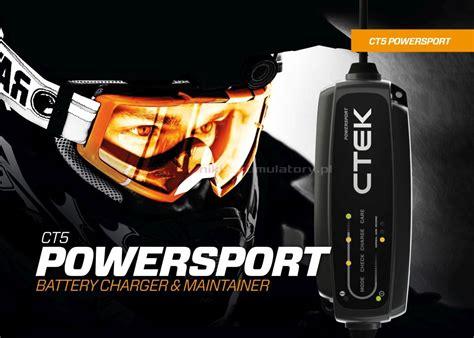 ctek ct5 powersport ładowarka ctek ct5 powersport