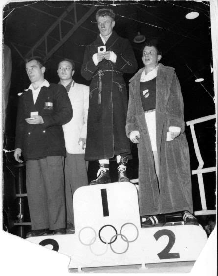 75th anniversary: VE Day was 'like winning a gold medal', says Dundee Olympic boxing legend Dick McTaggart - The Courier