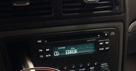gizmosnack aux  volvo hu xxxx radio