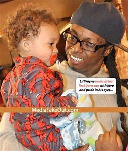 Lil Wayne Et Son Fils Dwayne Michael Carter III - Lil Wayne