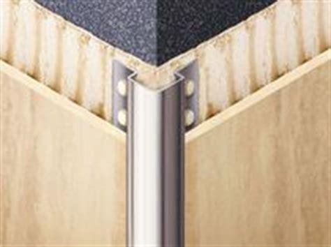 outside corner metal tile trim 1000 images about kitchen remodel on tile