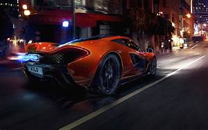 Daily Wallpaper: McLaren P1 I Like To Waste My Time