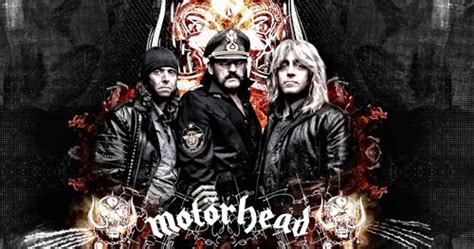 Warriors Of The Metal Motörhead  Discografia Comentada